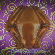 Harry Potter chocolate frog geek soap by GEEKSOAP.net