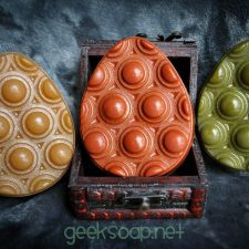 Game of Thrones dragon egg massage geek soap by GEEKSOAP.net