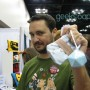 D20 Soap on a Rope geek soap by GEEKSOAP.net held by Wil Wheaton!