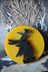Game of Thrones geek soap by GEEKSOAP.net Baratheon