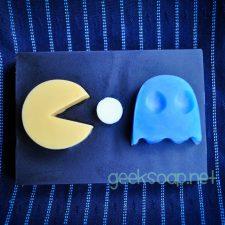 Pac-Man geek soap by GEEKSOAP.net