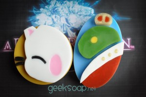 FFXIV Online soap by GEEKSOAP