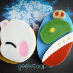FFXIV soap by GEEKSOAP moogle tonberry