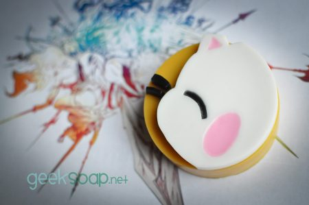 FFXIV moogle tonberry soap by GEEKSOAP