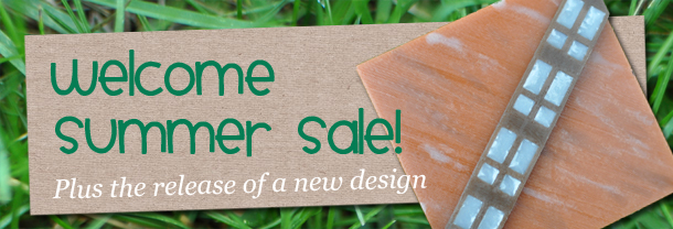 Welcome, Summer! SALE + NEW Soap Design