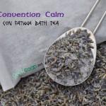 Convention Calm: Con Fatigue Bath Tea geeksoap