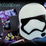 First Order Stormtrooper geek soap by GEEKSOAP.net