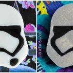 Star Wars First Order Stormtrooper soap Phasma geek soap by GEEKSOAP.net