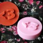 Less Than Three heart emoticon geek soap by GEEKSOAP.net