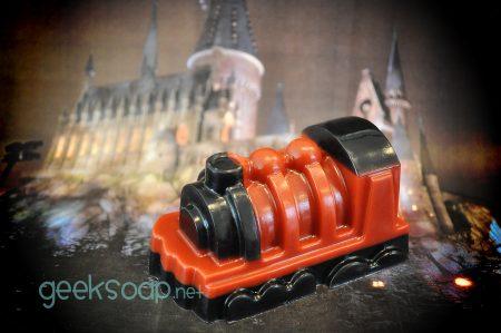 Harry Potter Hogwarts Express geek soap by GEEKSOAP.net