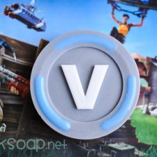 Fortnite V-bucks geeksoap soap by GEEKSOAP.net