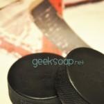 hockey puck geek soap by GEEKSOAP.net