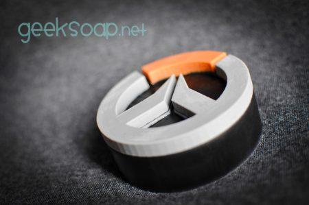 Overwatch geek soap by GEEKSOAP.net