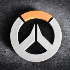 Overwatch geek soap by GEEKSOAP.net