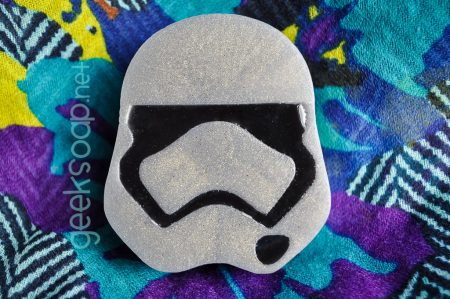 Captain Phasma geek soap by GEEKSOAP.net