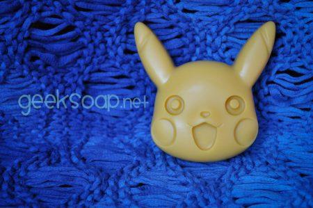 Pikachu GEEKSOAP bar by GEEKSOAP.net