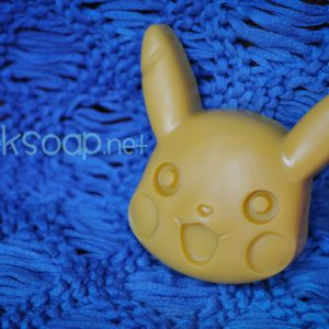 Pikachu GEEKSOAP bar by GEEKSOAP.net