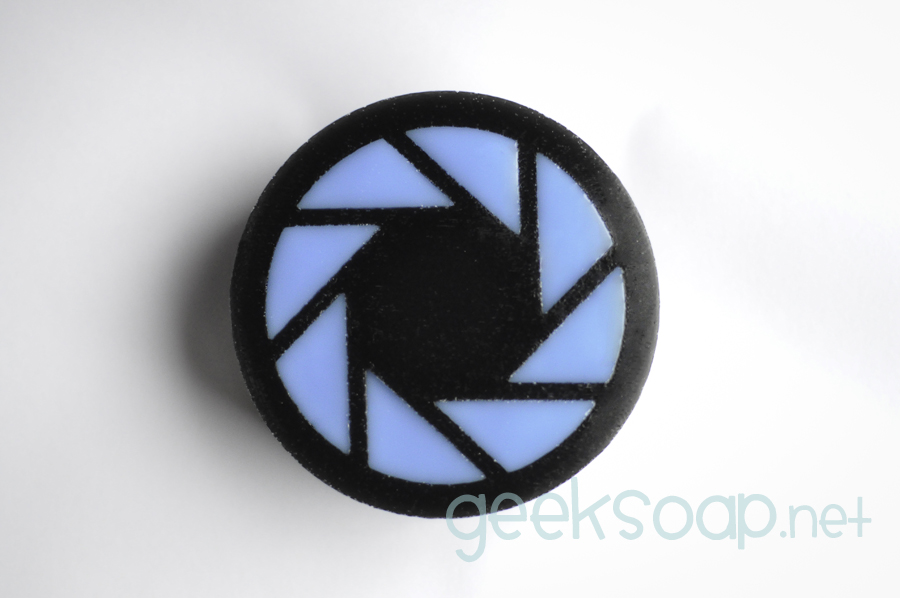 Aperture Science Portal GEEKSOAP geek soap