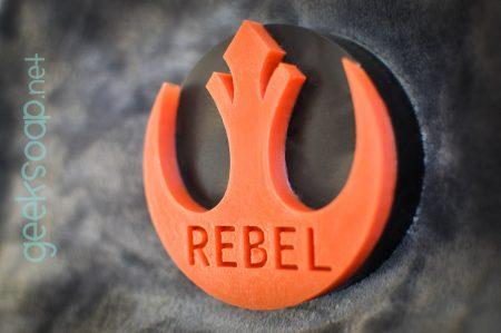REBEL geek soap by GEEKSOAP.net