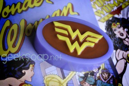 wonder woman soap by geeksoap.net